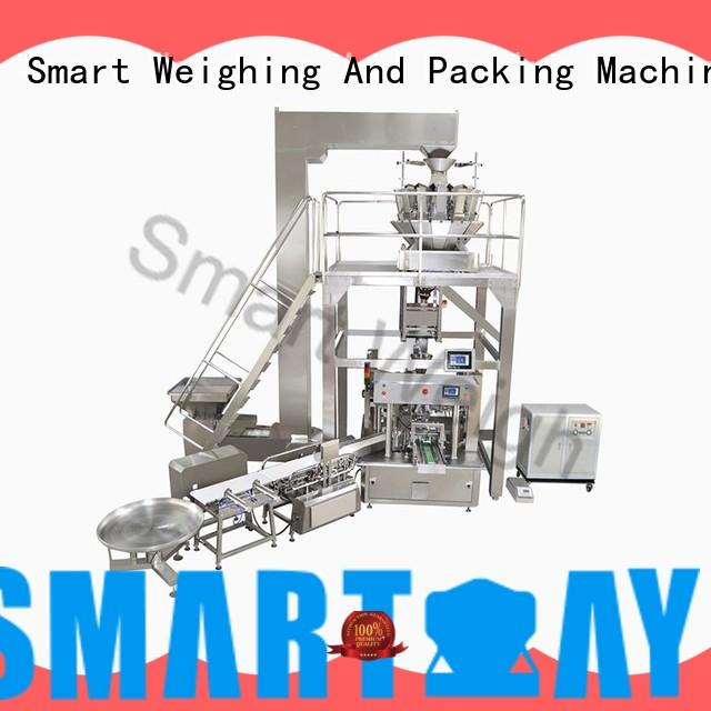 Smart Weigh best-selling advanced packaging systems China manufacturer for food packing