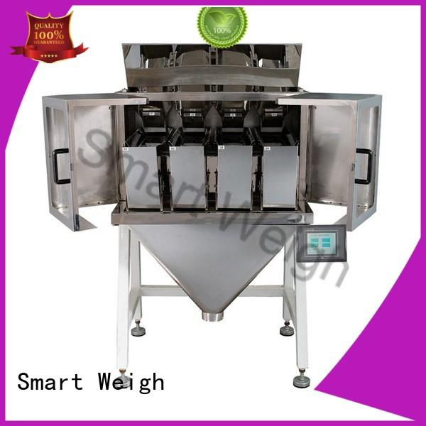 Smart Weigh best-selling linear weigher directly sale for foof handling