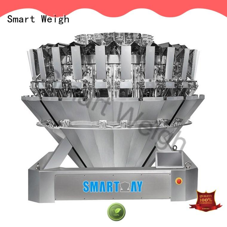 Smart Weigh smart multihead weighing machine factory price for foof handling