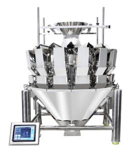 Cannabis multihead Weigher packaging machine