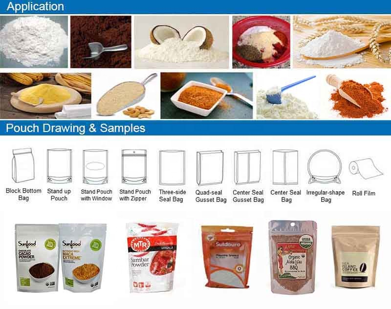 Smartweigh Pack high-quality powder sachet filling machine factory for meat packing-3