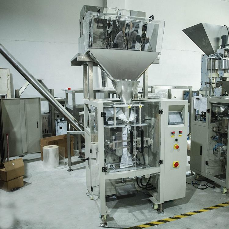 volumetric Cup Measuring Packing Machine