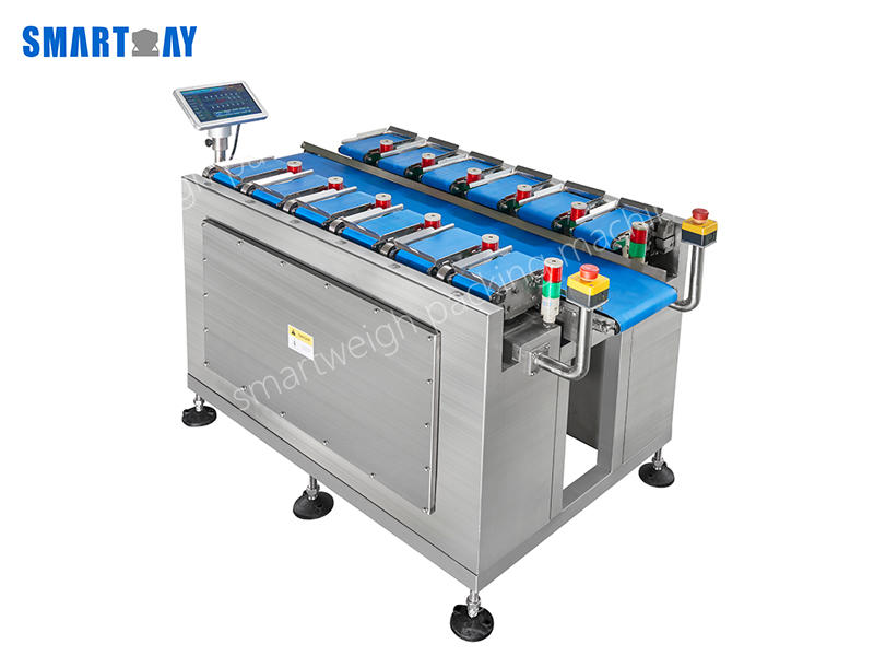 14 Head Linear Combination Weigher for Vegetables and Fruits