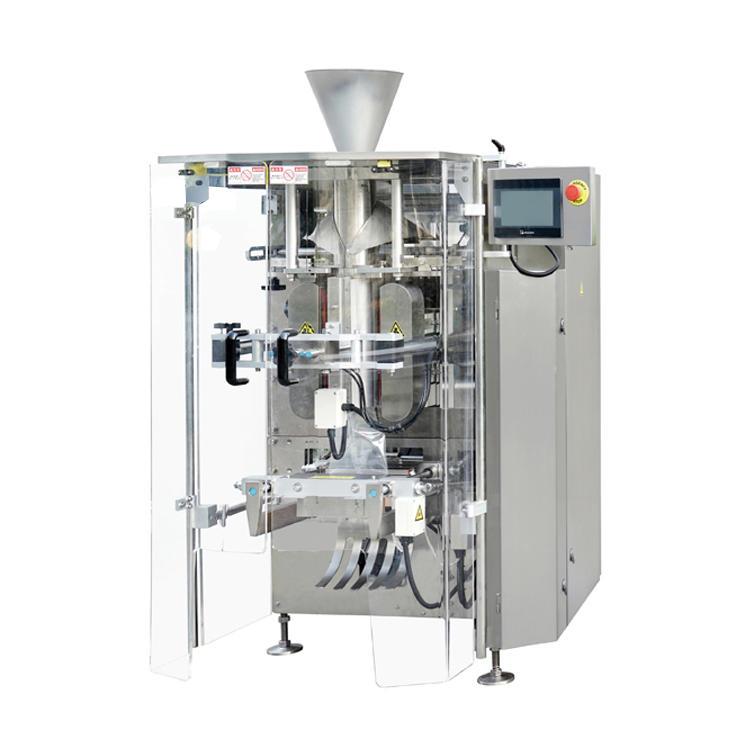 Máquina automática de envasado de bolsas de almohada vertical