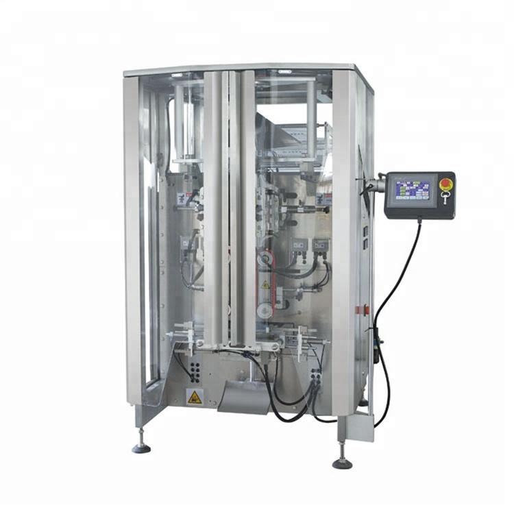SW-T520 automatic pouch granule jelly vertical packing machine with quad bag