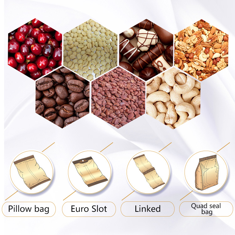 Smartweigh Pack best-selling sweet packing machine China manufacturer for food weighing-6