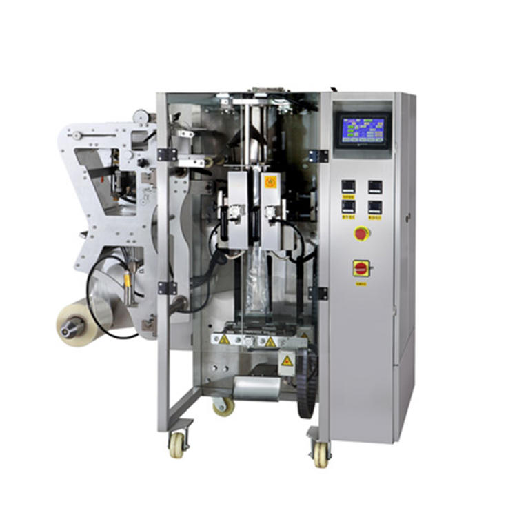 SW-P360 Smart Weigh Multifunction granulated tiny Particles 4 side seal sachet vertical pouch packaging machines