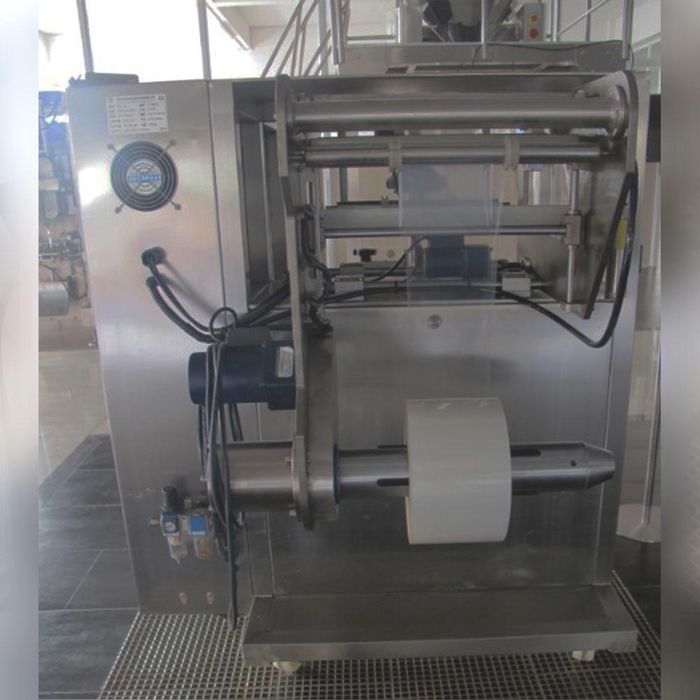 SW-P250 Triangle bag auto vertical granule snack food packaging machine