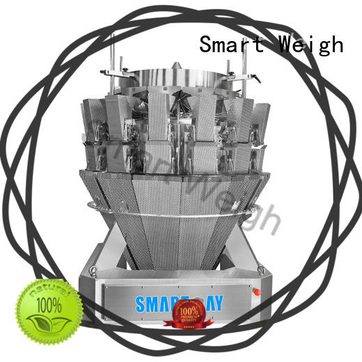Smart Weigh multihead weigher packing machine certifications for foof handling