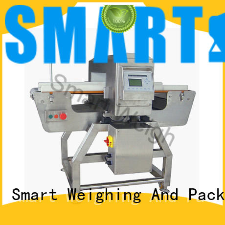 Smart Weigh detector with good price for food weighing