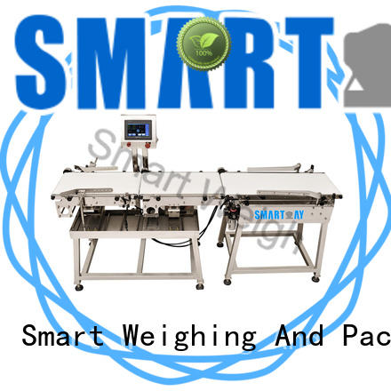 Smart Weigh first-rate inspection machine factory price for food packing