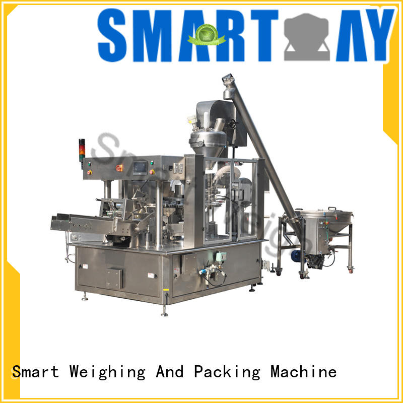 Smart Weigh Brand bag premade automated packaging systems weigher factory