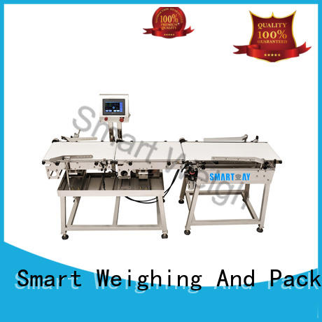 detector check weigher high precision weigh inspection equipment Smart Weigh Brand