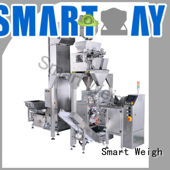 precise automatic bagging system vertical customization for food packing