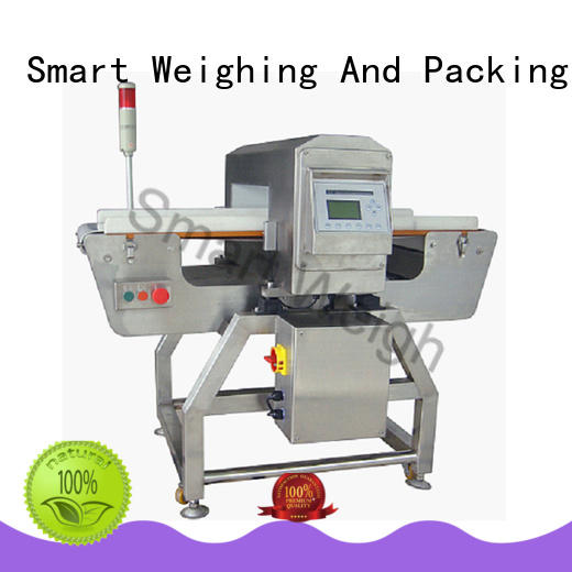 metal check weigher customization for food labeling Smart Weigh
