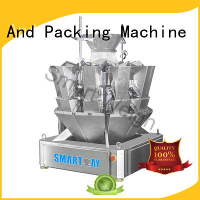 Hot multihead weigher large Smart Weigh Brand