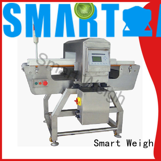 Smart Weigh stable inspection machine customization for foof handling