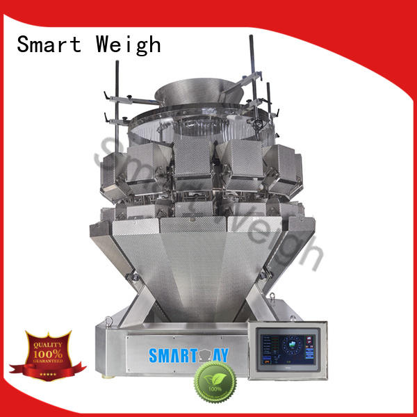 Smart Weigh multihead weighing machine customization for food weighing