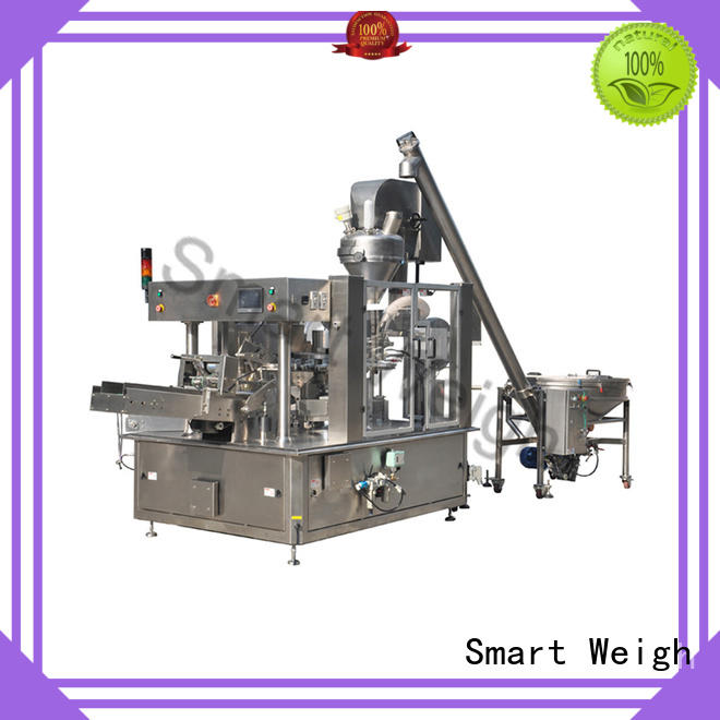 Smart Weigh swpl1 bagging machine with good price for food packing