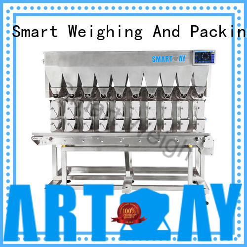 Smart Weigh accurate combination scale weighers factory price for food labeling