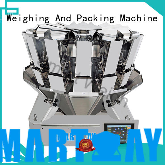Smart Weigh easy-operating multihead checkweigher customization for foof handling