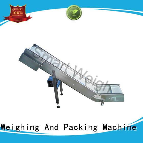 Smart Weigh incline bucket conveyor China manufacturer for foof handling
