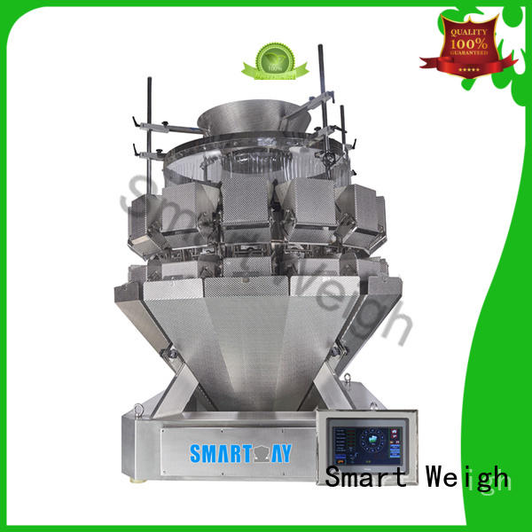 easy-operating multi head combination weigher screw with good price for food weighing