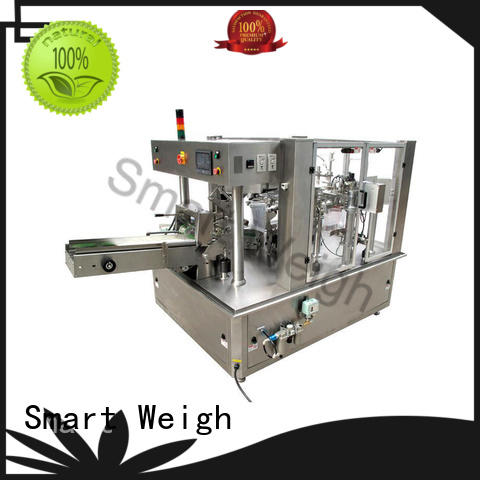 Smart Weigh stable pouch packing machine price factory price for foof handling
