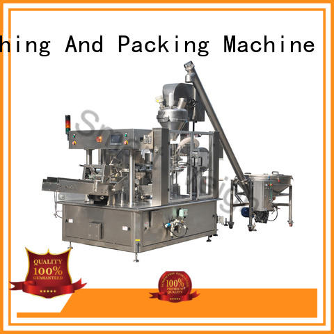weigh machine OEM automated packaging systems Smart Weigh