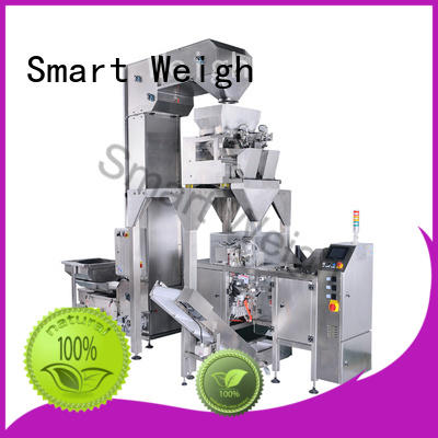 Smart Weigh weigher automated packaging machine China manufacturer for foof handling