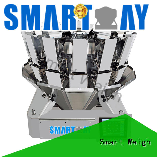 Smart Weigh eco-friendly pouch packing machine mixture for food weighing
