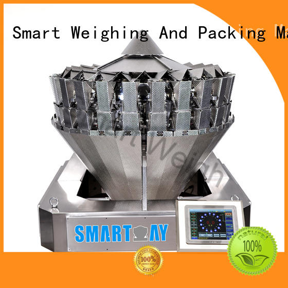 Smart Weigh large electronic weighing machine widely use for food packing