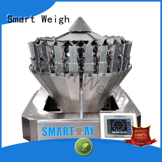 twin multihead weigher machine customization for foof handling Smart Weigh