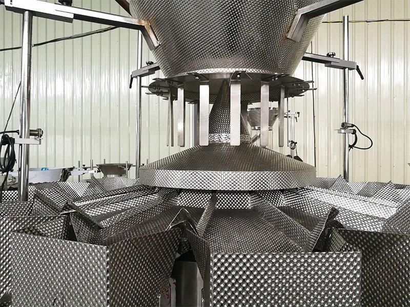 easy-operating best multihead weigher salad suppliers for food packing-2