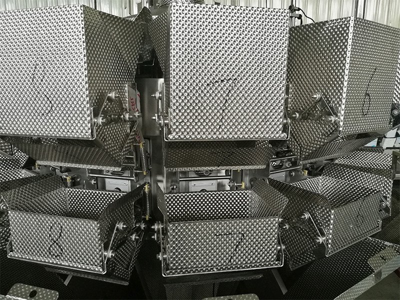 easy-operating best multihead weigher salad suppliers for food packing-3