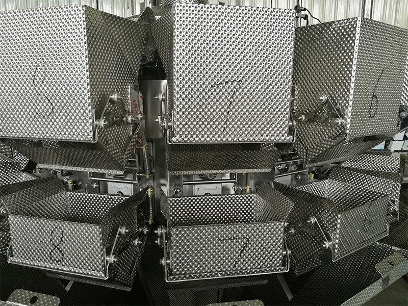 Smart Weigh inexpensive multihead weigher factory price for food packing