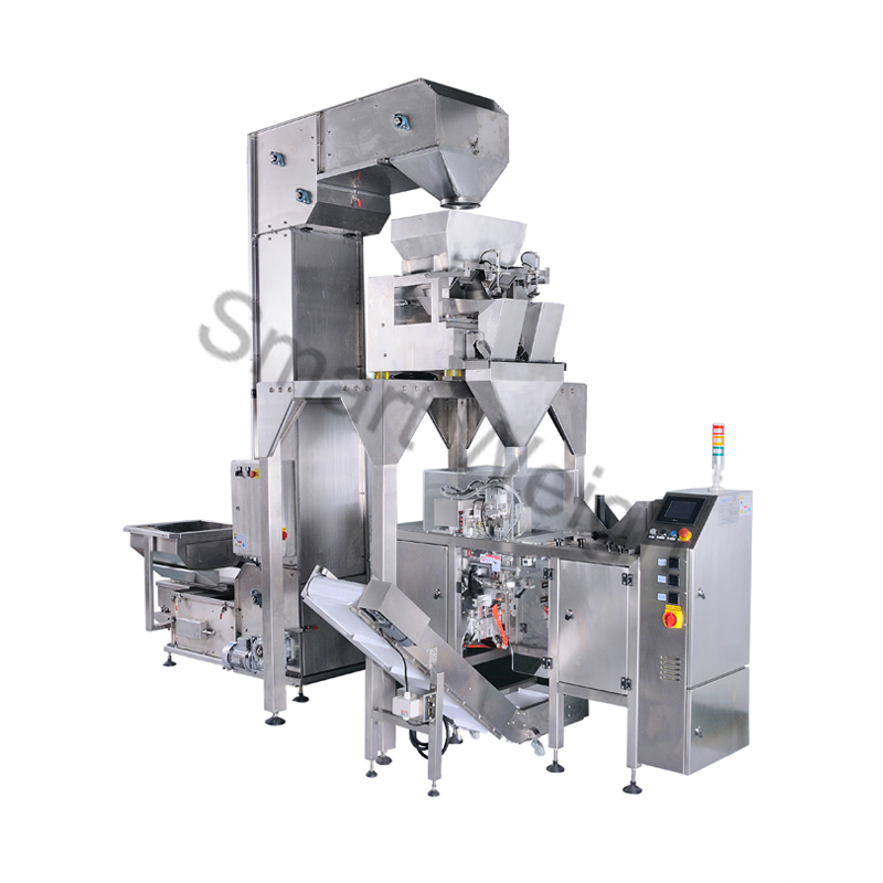 Smart Weigh Smart Weigh SW-PL8 Linear Weigher Premade Bag Packing System Packing System image1