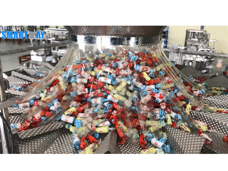 Candy Doypack Packing Line
