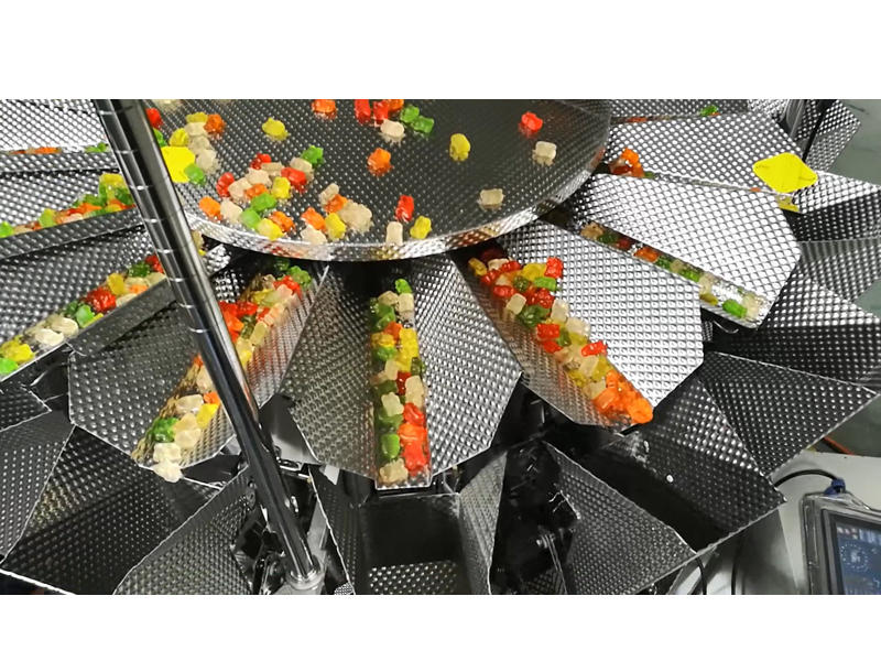 Stick Jelly Multihead Weigher