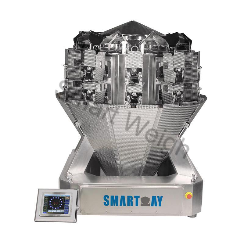 Smart Weigh SW-M10S Screw 10 Head Multihead Weigher