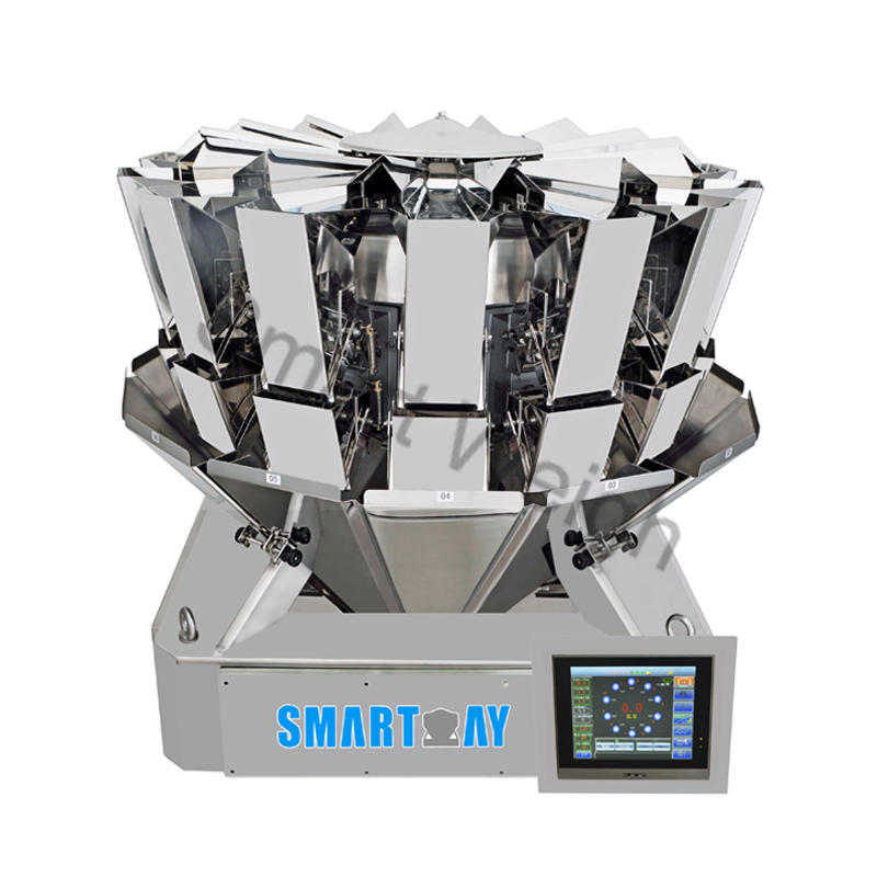 Smart Weigh SW-M14 High Accurate 14 Head Multihead Weigher