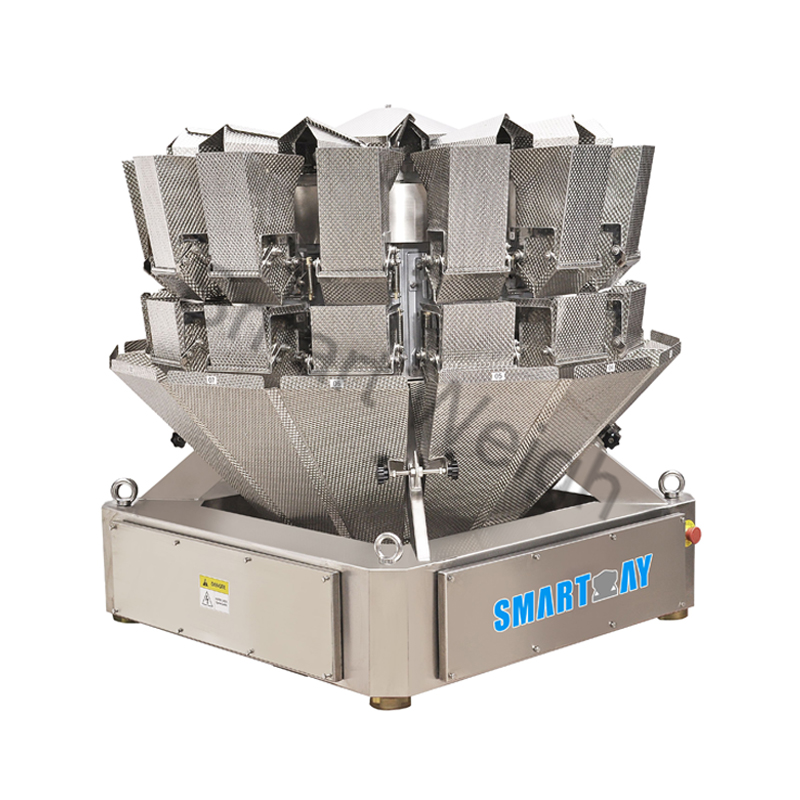 Smart Weigh Smart Weigh SW-M14 High Accurate 14 Head Multihead Weigher Multihead Weigher image16