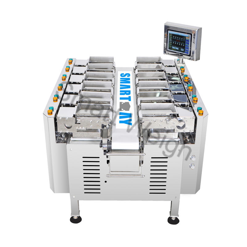 Smart Weigh SW-LC12 12 Head Linear Combination Weigher