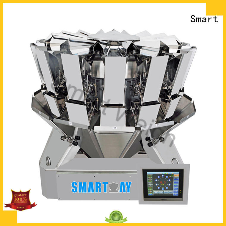 multihead weigher packing machine smart Smart Brand multihead weigher