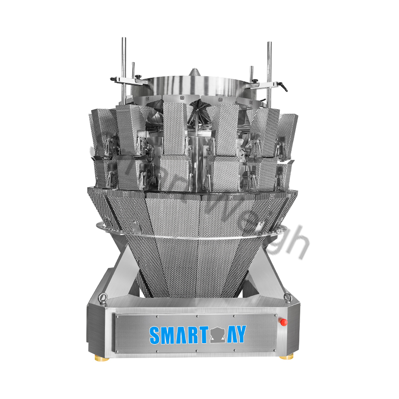Smart Weigh Pack eco-friendly multihead weigher for food packing-1