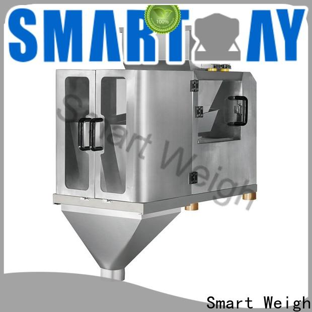 Smart Weigh top bagging machine customization for foof handling