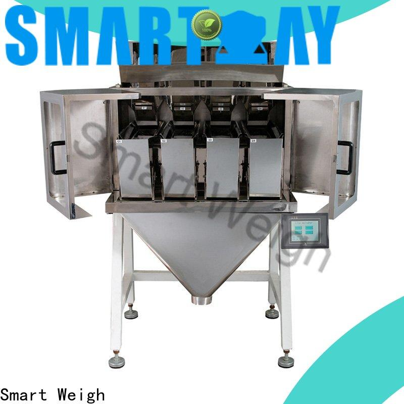 Smart Weigh precise packing machine price inquire now for food weighing