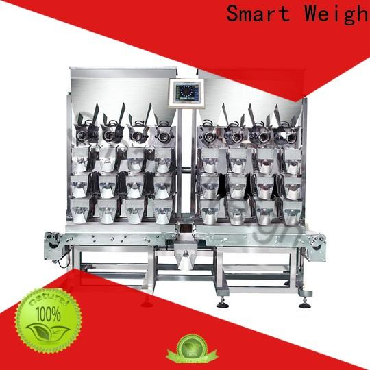 adjustable packing machine swlc8 from China for food weighing