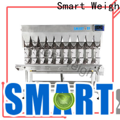 easy-operating pouch packing machine weigher manufacturers for food weighing