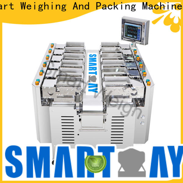 Smart Weigh best-selling multi head combination weigher with good price for food weighing